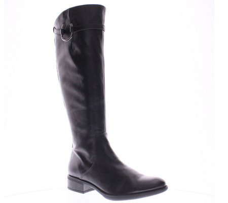 Spring Step Leather Riding Boots - Delano