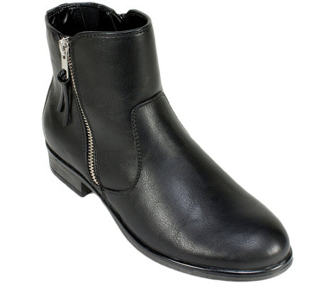 White Mountain Ankle Boots - Barlow