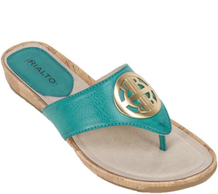 Rialto Thong Sandals - Calista