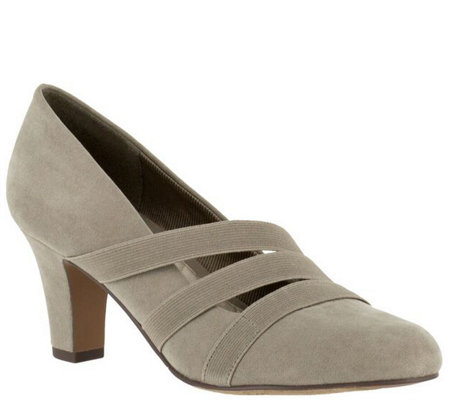 Easy Street Strappy Pumps - Camillo