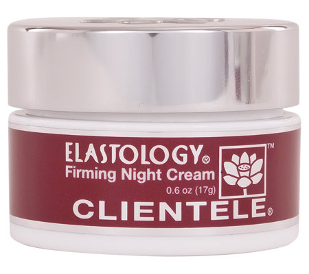Clientele Elastology Firming Night Cream 0.5 oz