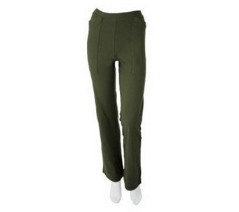 Women with Control Regular Pull-on Utility Pants - A229640