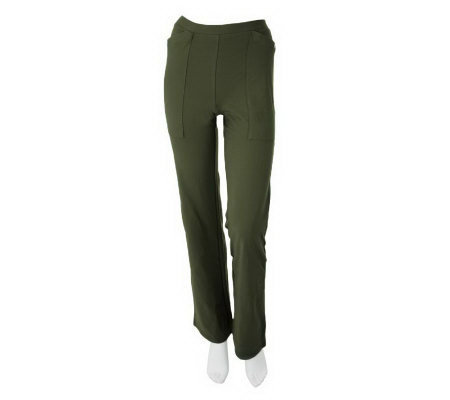 Women with Control Regular Pull-on Utility Pants