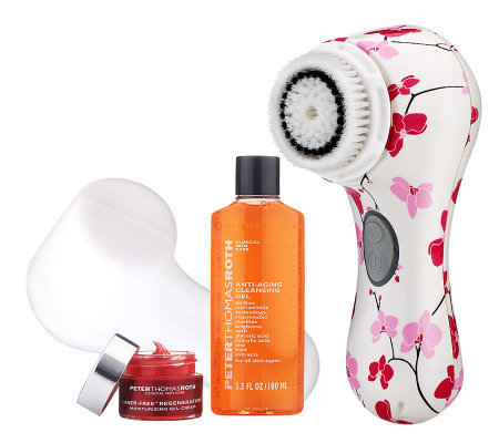 Clarisonic Mia 2 Sonic Cleansing System w/ Peter Thomas Roth