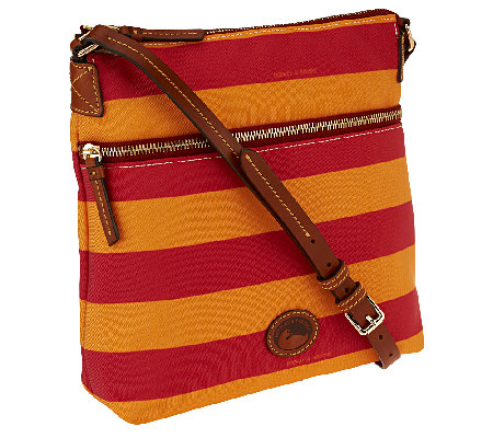 Dooney & Bourke Rugby Nylon Crossbody