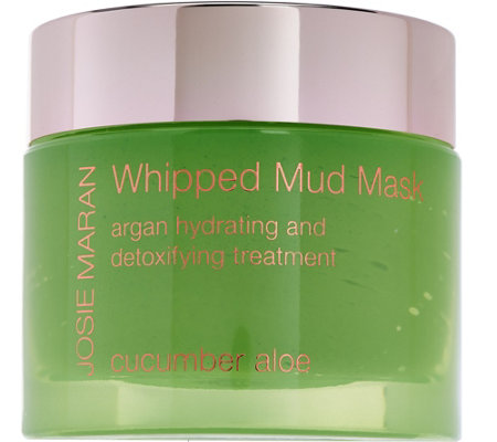 Josie Maran Whipped Argan Oil Mud Mask
