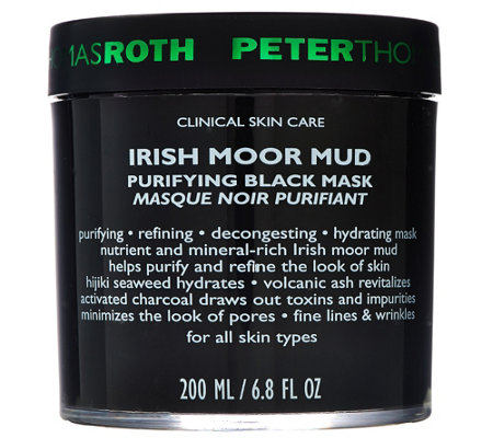 Peter Thomas Roth Irish Moor Mega Size Black Mud Mask