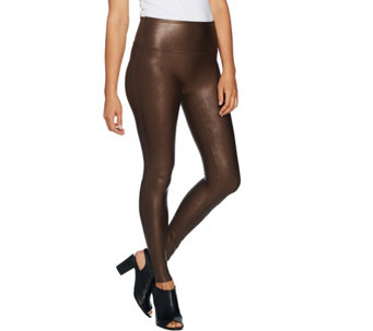 Spanx Faux Leather Leggings - A278540
