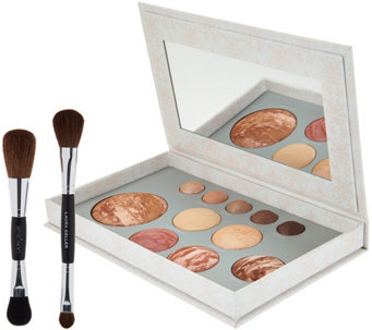 Laura Geller The Beauty of Baked 12-pc Palette w/ Brush - A280840