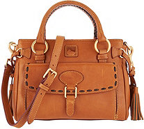 Dooney & Bourke Florentine Front Pocket Satchel - A293540