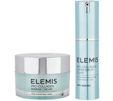 ELEMIS Pro-Collagen Marine Cream & Super Serum Auto-Delivery