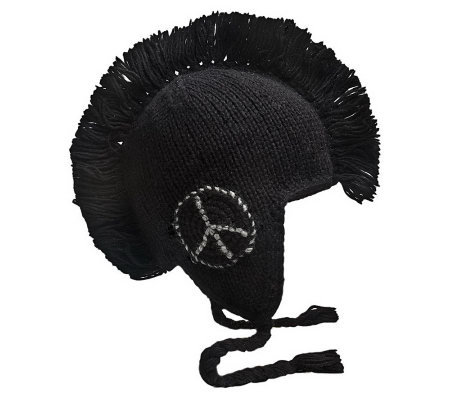 Nirvanna Designs Unisex Punk Hat