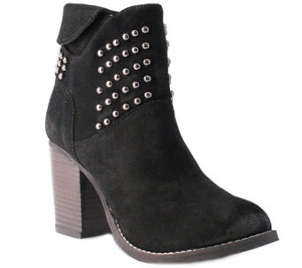 Nomad Leather Ankle Boots - Jemma - A356440