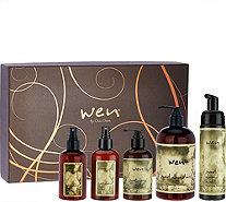 WEN by Chaz Dean 5-piece Gift Set - A357340
