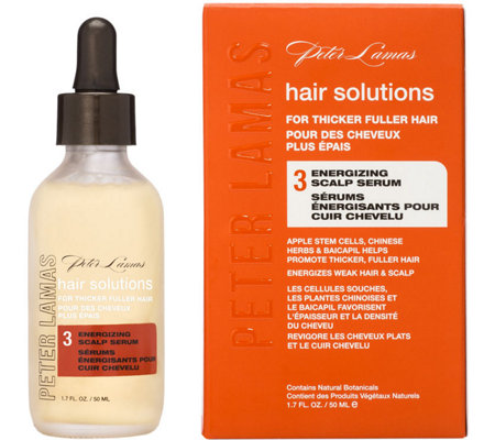Peter Lamas Hair Solutions Energizing Scalp Serum, 1.7 oz
