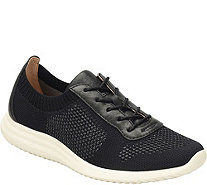 Sofft Knit Fabric Sneakers - Novella - A364640