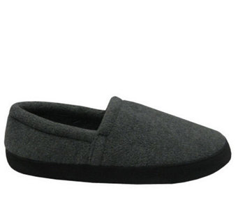 MUK LUKS Men's Fleece Espadrilles - A207041
