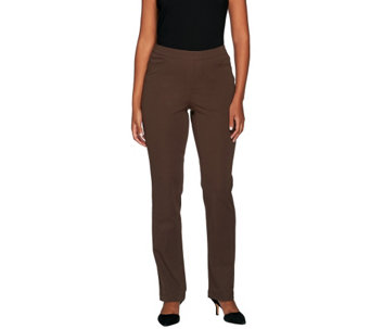 Liz Claiborne New York Petite Jackie Bi-Stretch Pants - A267341