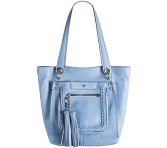 orYANY Pebble Leather Tote Bag - Erica - A277441