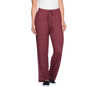 Cuddl Duds Sweater Knit Lounge Pants - A280241