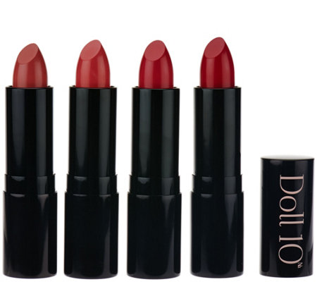 Doll 10 Lip Rouge 4-piece Collection