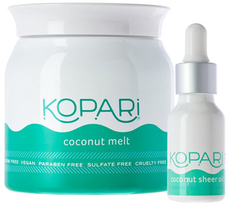 Kopari Coconut Melt & Mini Coconut Sheer Oil
