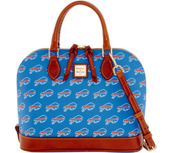 Dooney & Bourke NFL Bills Zip Zip Satchel - A285741