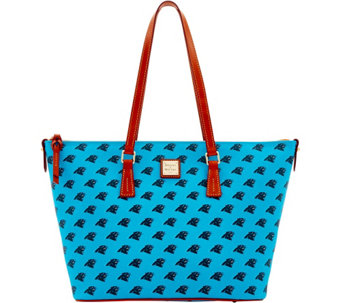 Dooney & Bourke NFL Panthers Shopper - A285841