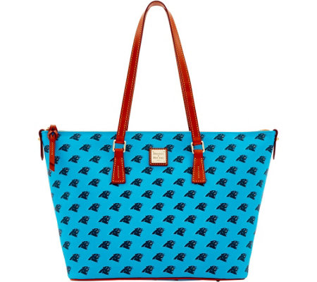 Dooney & Bourke NFL Panthers Shopper