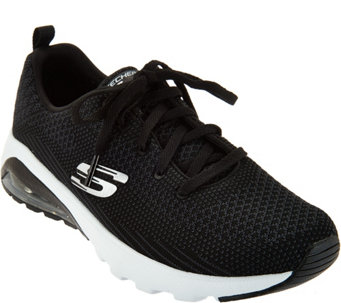 """As Is"" Skechers Sport Skech-Air Lace-up Sneakers - A294241"