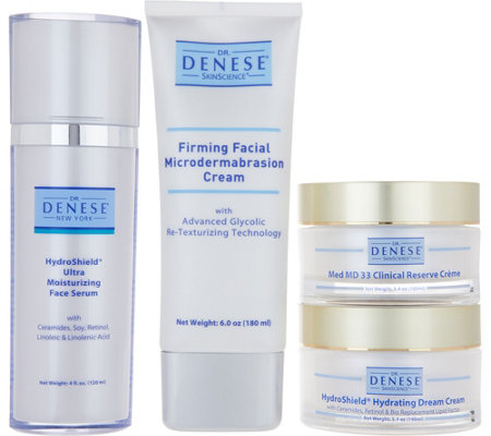 Dr. Denese Antiaging Day & Night 4-Piece Kit Auto-Delivery