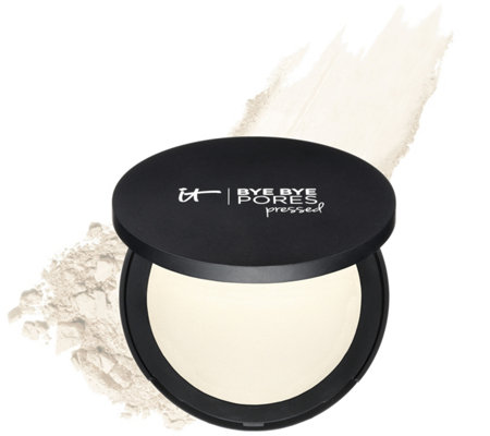 IT Cosmetics Bye Bye Pores Pressed Silk Airbrush Powder