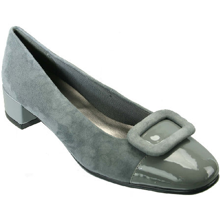 David Tate Leather Pumps - Retro