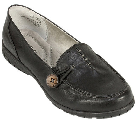 White Mountain Slip-on Flats - Judo