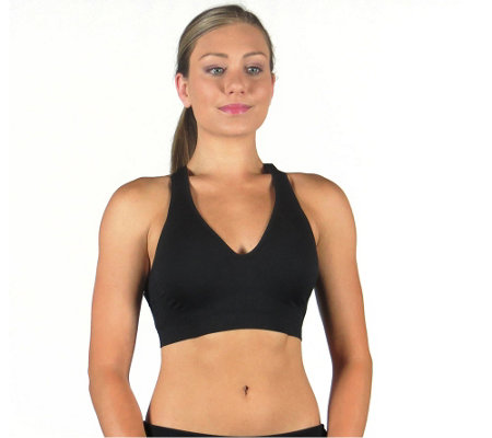 Ryka Seamless Sports Bra - Maya