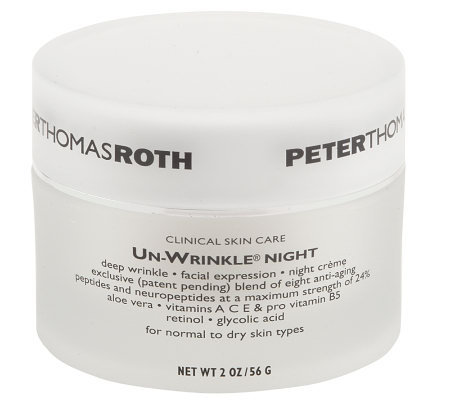 Peter Thomas Roth Super-size Un-Wrinkle Night Cream 2oz