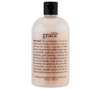 philosophy amazing grace shampoo, bath & shower gel - A22442