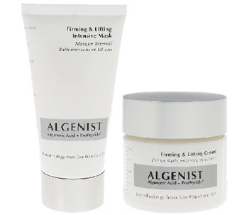 Algenist Firming Cream and Firming Intensive Mask Duo - A256142
