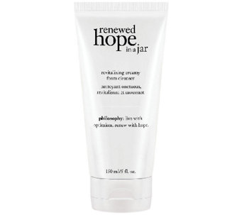 philosophy renewed hope in a jar cleanser - A265542
