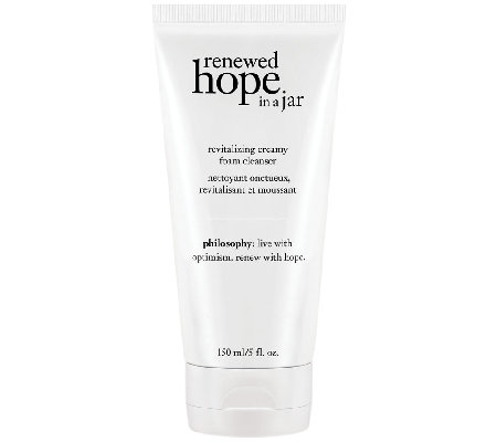 philosophy renewed hope in a jar cleanser