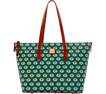 Dooney & Bourke NFL Packers Shopper - A285842