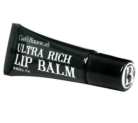 Clark's Botanicals Ultra Rich Lip Balm