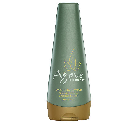 Agave Smoothing Shampoo, 8.5 oz