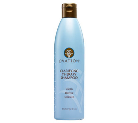 Ovation Clarifying Therapy Shampoo 12 oz.