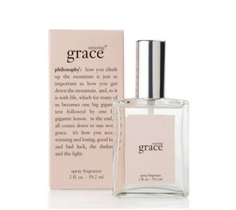 philosophy amazing grace spray fragrance 2 fl. oz. - A20543