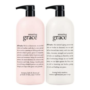 philosophy super-size 3-in-1 gel & body lotion duo Auto-Delivery