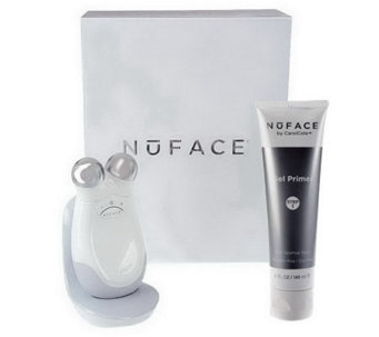NuFACE Trinity At-Home Microcurrent Facial Toning Device - A221943