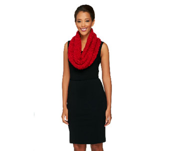 Joan Rivers Soft Knit Infinity Scarf - A226943