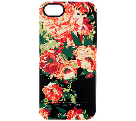 Isaac Mizrahi Live! Choice of Print iPhone 5 & 5s Case
