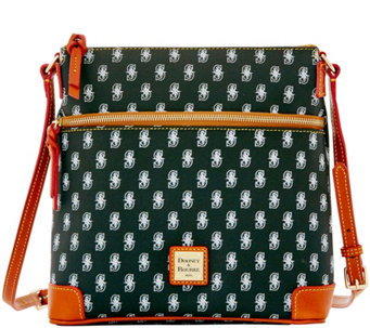 Dooney & Bourke MLB Mariners Crossbody - A280043